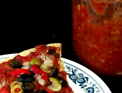 Homemade Oil-Free Spaghetti Sauce